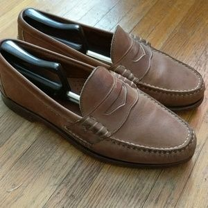 f6a61b8055 Shoes - Rancourt   Company Beefroll Penny Loafers Essex